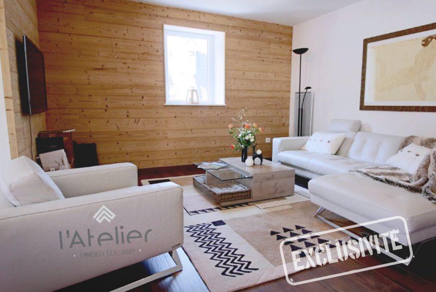 Appartement T4 Haut de gamme Saint-Lary