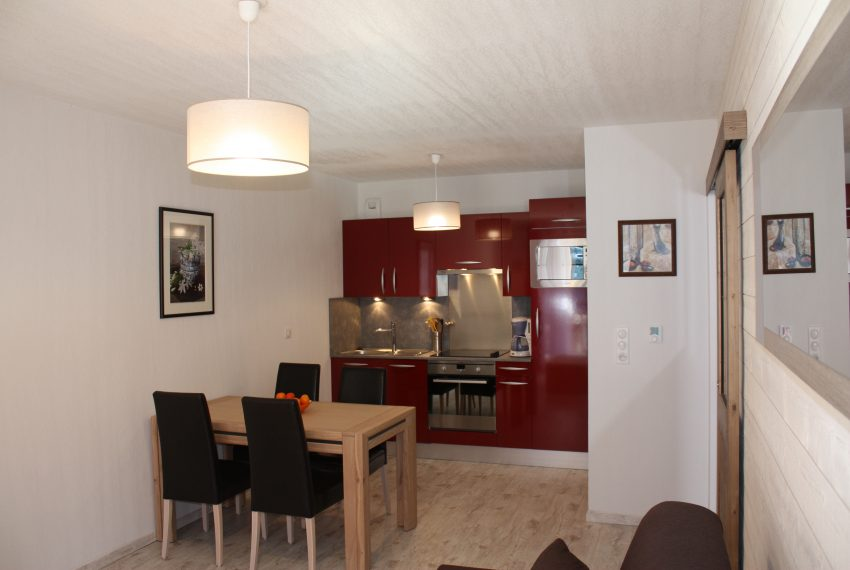 Location appartement T2 cabine St Lary Soulan