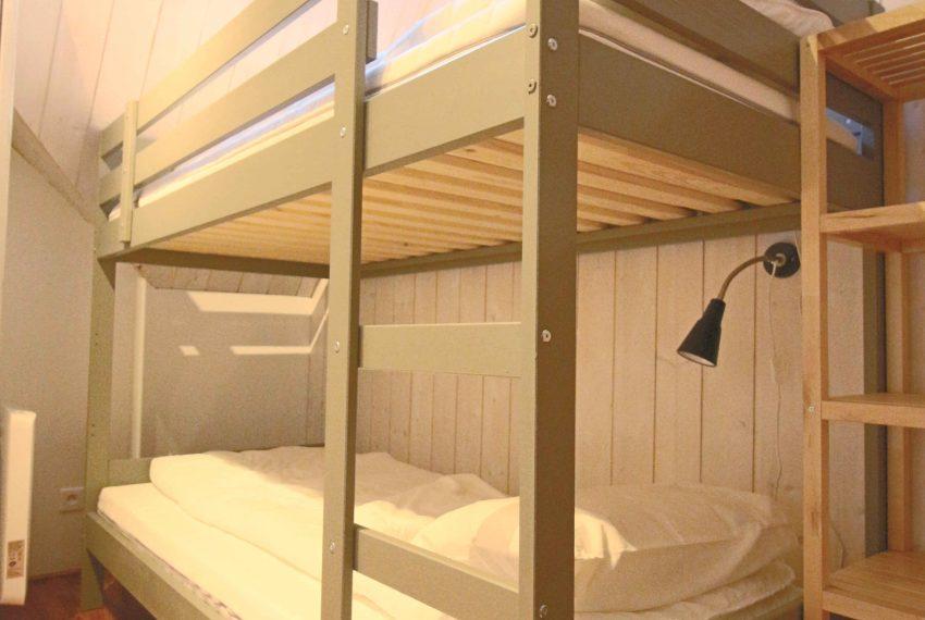 T2 cabine dans chalet montagnard Aragnouet