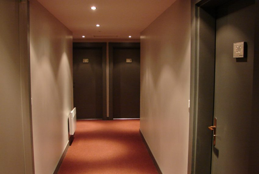 appartement T2 Saint lary station