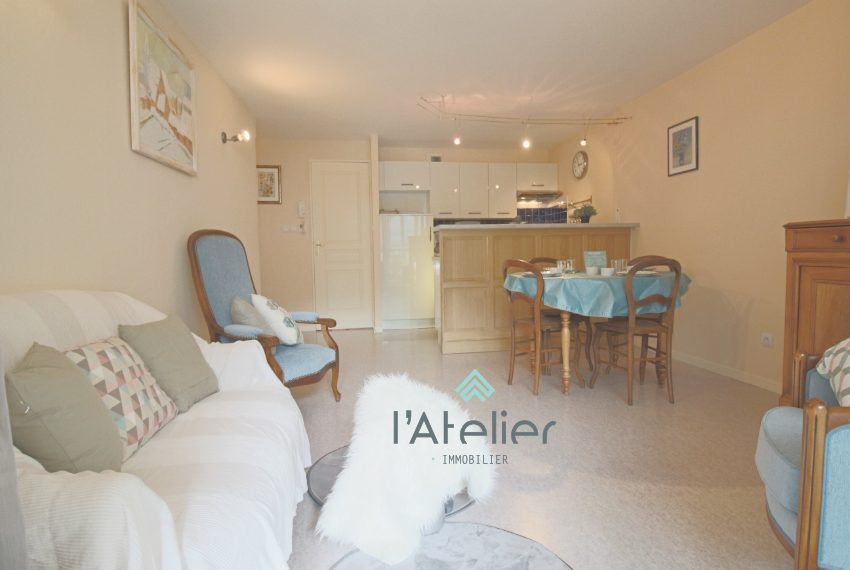 APPARTEMENT ST LARY 54