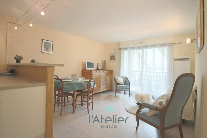 APPARTEMENT ST LARY 58