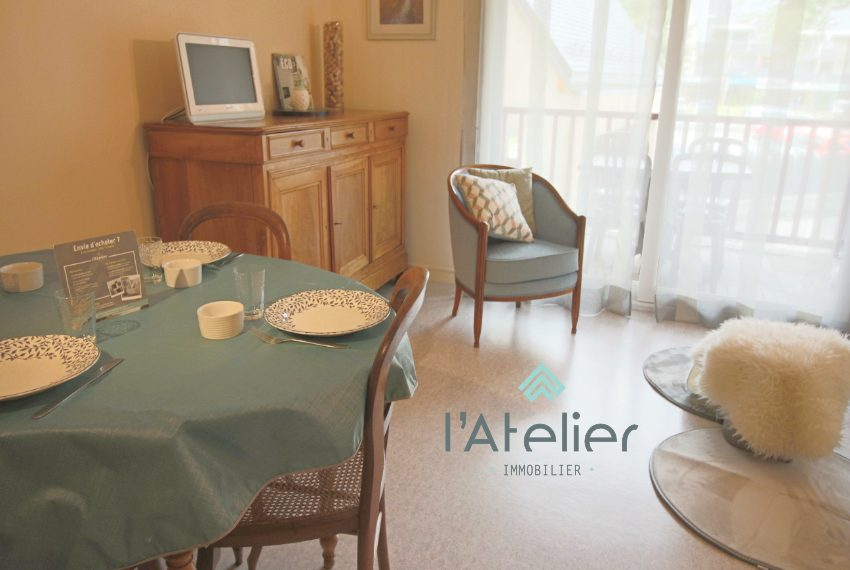 APPARTEMENT ST LARY 59