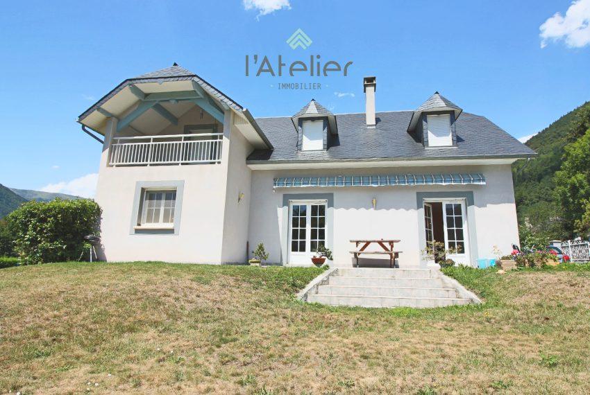 Maison à vendre St Lary