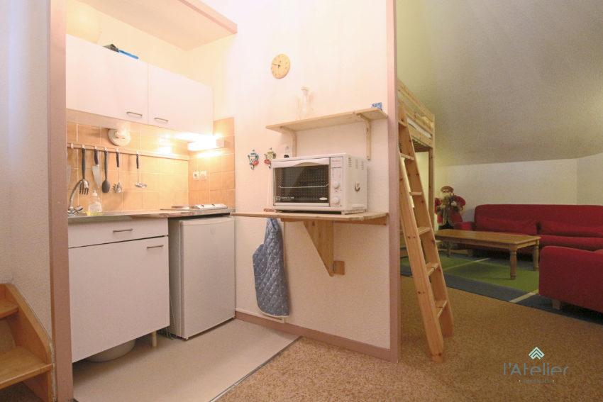appartement à vendre pla d'adet 3