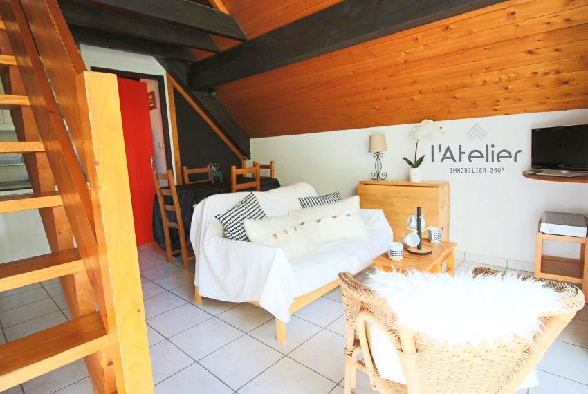 L'Atelier immo - Appartement à vendre St Lary Soulan 1
