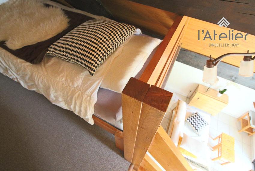 L'Atelier immo - Appartement à vendre St Lary Soulan 14