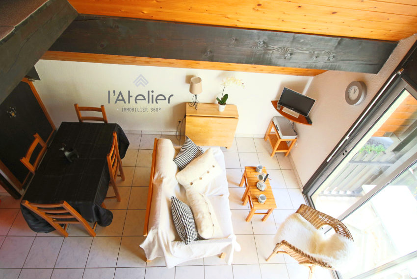 L'Atelier immo - Appartement à vendre St Lary Soulan 2