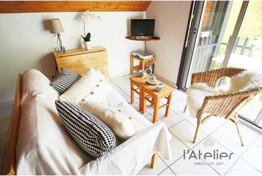 L'Atelier immo - Appartement à vendre St Lary Soulan 3