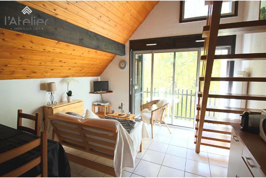 L'Atelier immo - Appartement à vendre St Lary Soulan 4