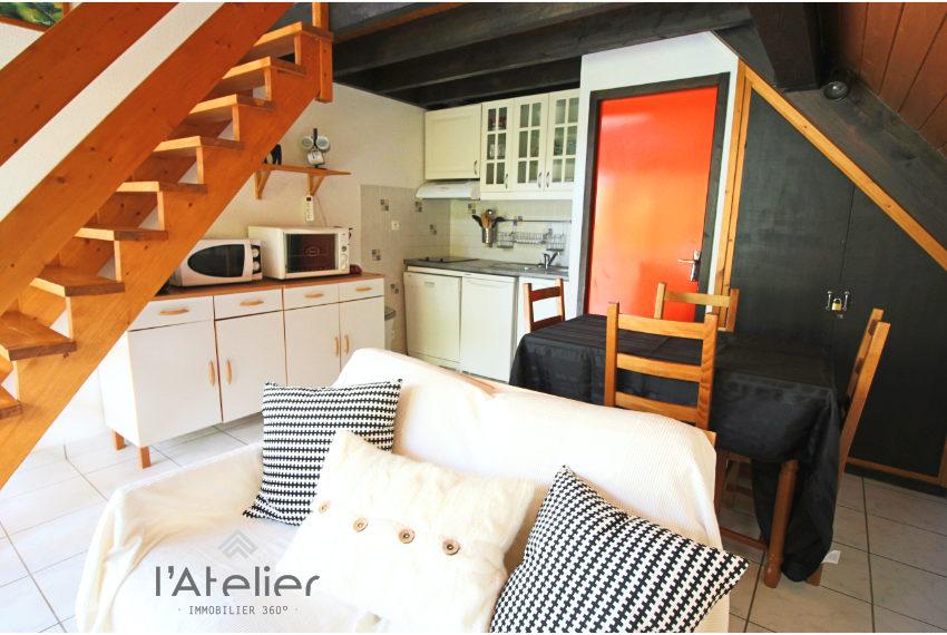 L'Atelier immo - Appartement à vendre St Lary Soulan 9