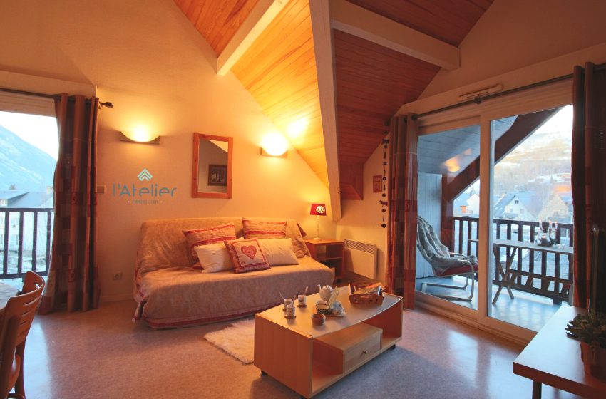 Appartement St Lary 1