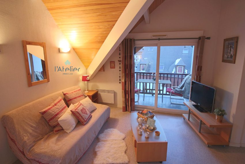 Appartement St Lary 2