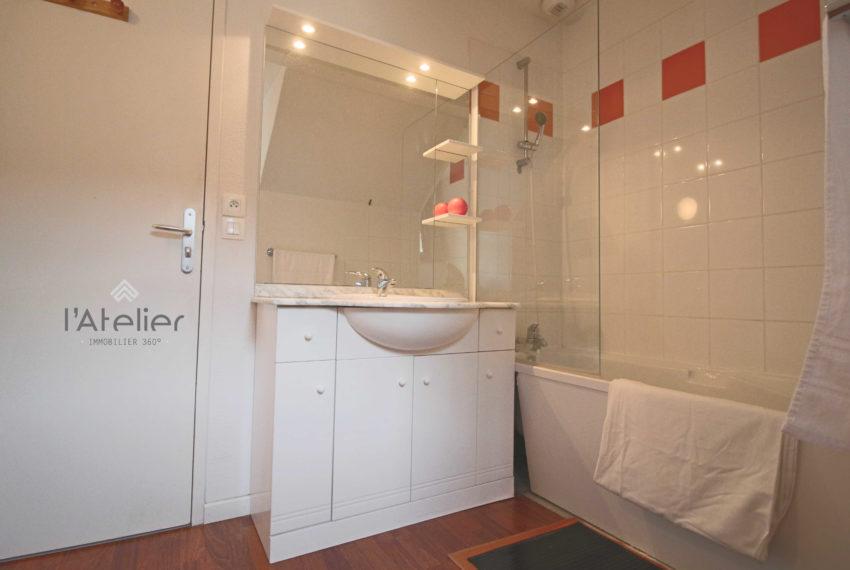 appart Vignec salle de bain 2