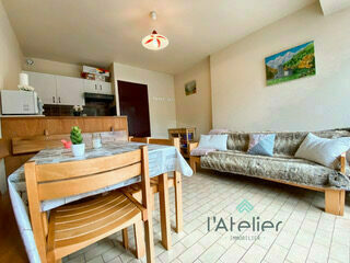 photos d'un appartement T2 cabine